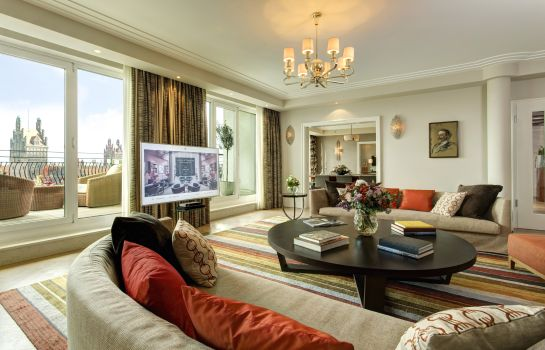 Suite Rocco Forte Charles Hotel