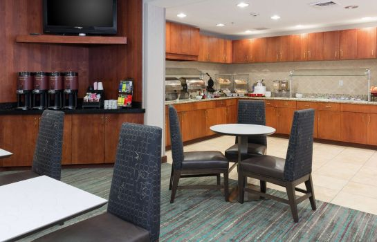 Restaurant Residence Inn Baton Rouge Towne Center at Cedar Lodge