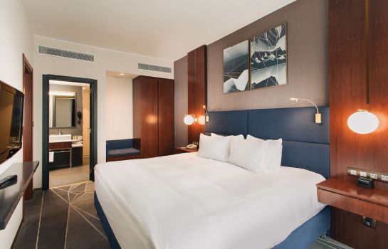 Suite DoubleTree by Hilton Hotel Cluj  City Plaza