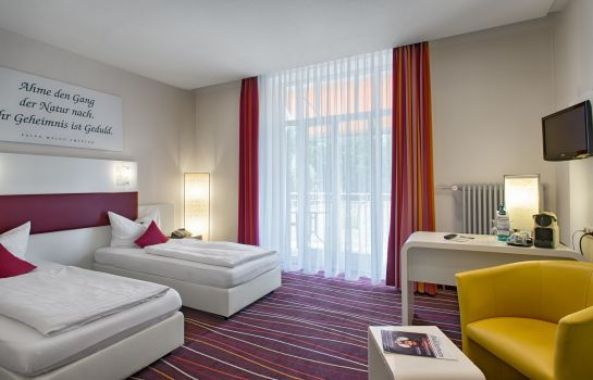 Chambre double (standard) Best Western Soleo Hotel am Park