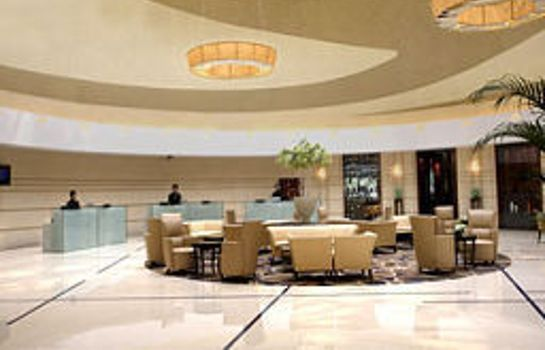 Hotelhalle Ariva Beijing West Hotel & Serviced Apartment