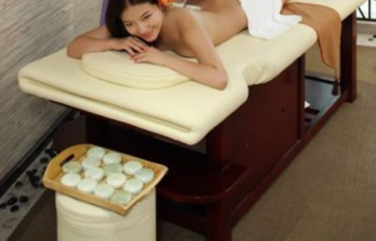 Massageraum Ariva Beijing West Hotel & Serviced Apartment