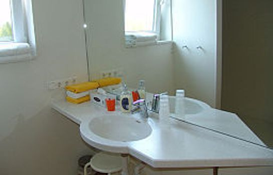 Bagno in camera Futterknecht Pension