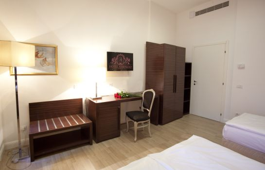 Double room (standard) Assenzio