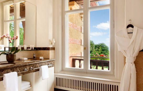 Bagno in camera Villa Rothschild Kempinski
