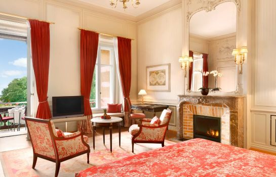 Double room (superior) Villa Rothschild Kempinski