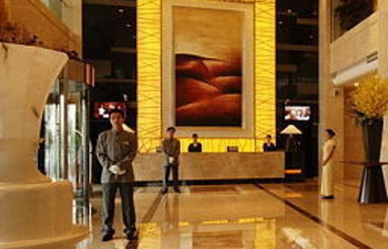 Lobby Howard Johnson Zhangjiang