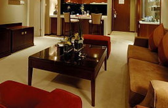 Junior suite Howard Johnson Zhangjiang