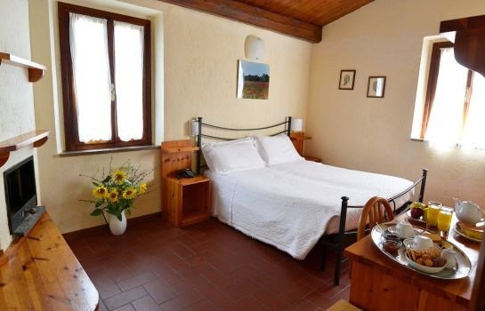 Double room (standard) Hotel Palazzuolo