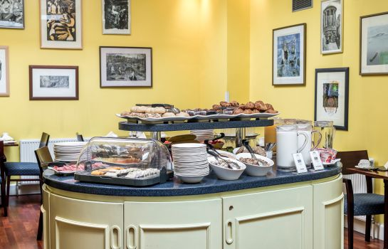 Breakfast buffet Salisbury Green and Conference Centre