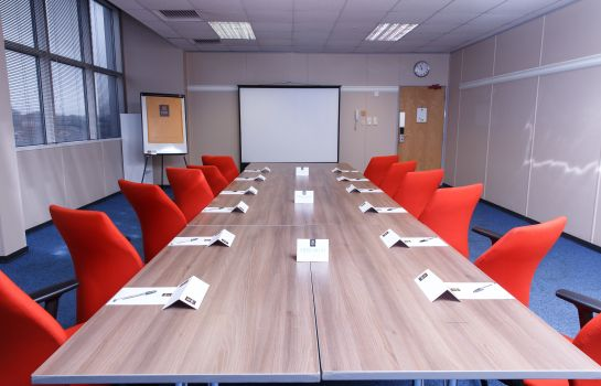 Meeting room The  Harben House Hotel