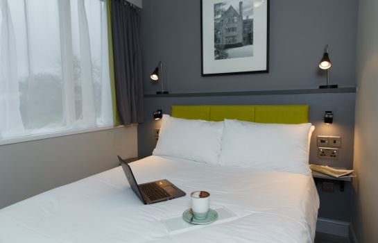 Double room (standard) The  Harben House Hotel