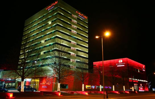 Vista esterna Airport Hotel Basel Convenient & Friendly