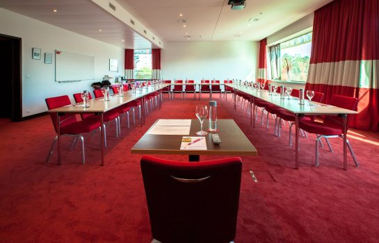 Conference room Airport Hotel Basel Convenient & Friendly