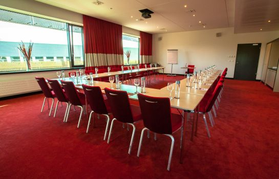 Salle de séminaires Airport Hotel Basel Convenient & Friendly