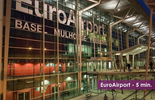 info Airport Hotel Basel Convenient & Friendly