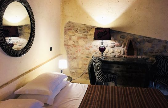 Doppelzimmer Komfort Scalzi Boutique Hotel Adults only