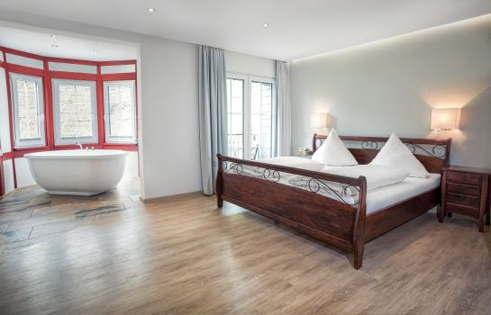 Junior-suite Land-gut-Hotel Filla Andre