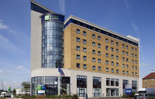 Exterior view Holiday Inn Express LONDON - NEWBURY PARK