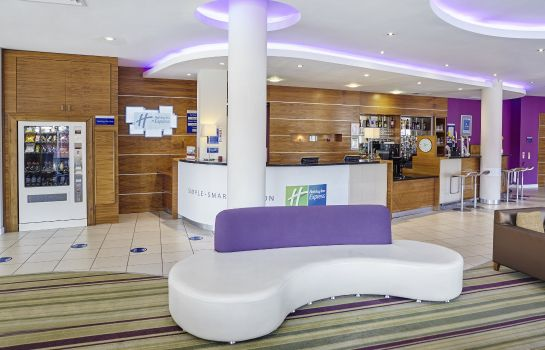 Hotelhal Holiday Inn Express LONDON - NEWBURY PARK