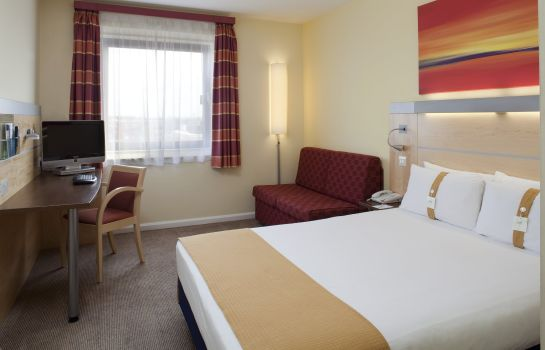 Kamers Holiday Inn Express LONDON - NEWBURY PARK