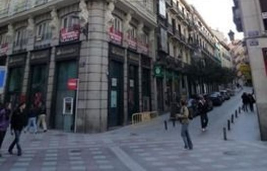 Hotel Hostal Las Fuentes Madrid Great Prices At Hotel Info - Fuentes-exterior