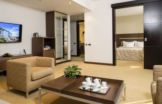 Junior suite IN Hotel Beograd