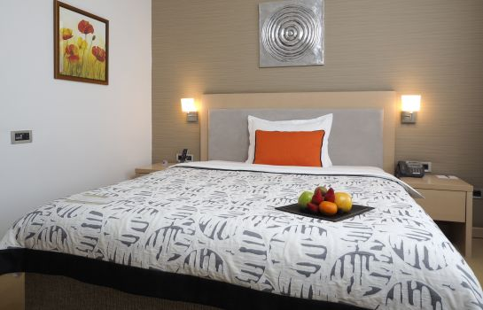 Single room (standard) IN Hotel Beograd