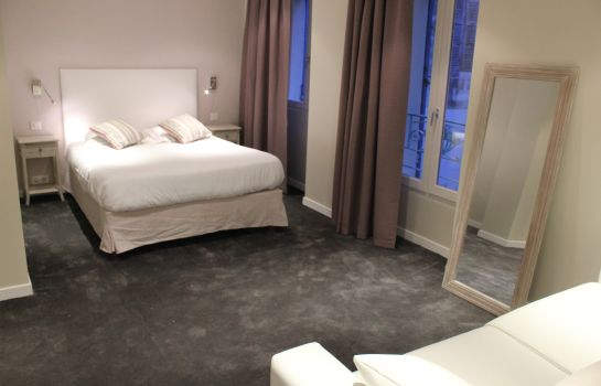 Chambre double (confort) Central