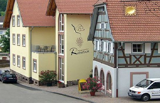 Exterior view Rebstock Gasthaus