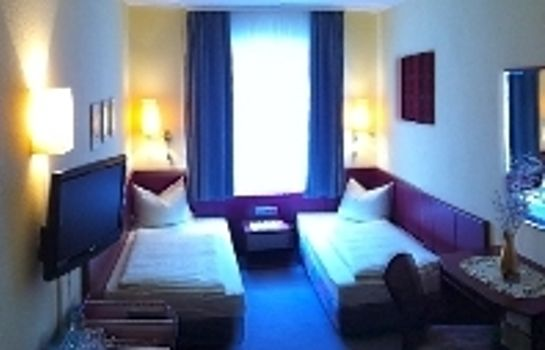 Single room (standard) Rheinhotel