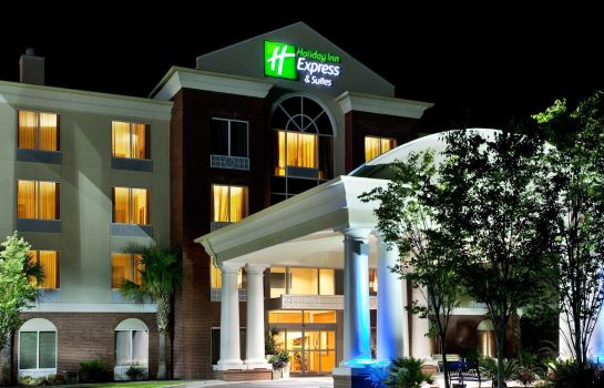 Außenansicht Holiday Inn Express & Suites CHARLESTON-NORTH