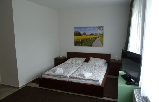 Double room (superior) Gestüt Lindenhof Pension