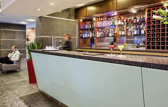 Hotelbar Novotel Wellington