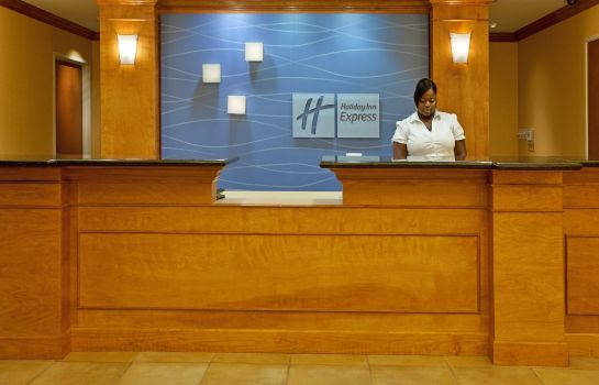 Hotelhalle Holiday Inn Express & Suites CHARLESTON-NORTH