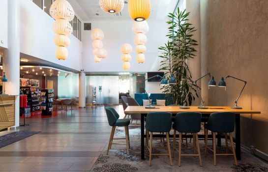 Hotelhalle Scandic Oulu City