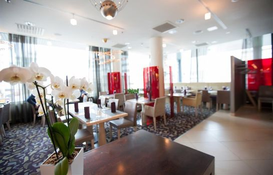Restaurant Scandic Oulu City