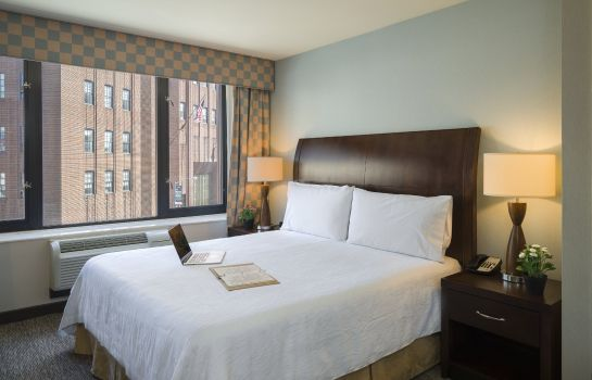 Zimmer Hilton Garden Inn New York/Tribeca