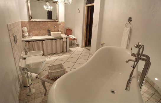 Bagno in camera Villa Toscana Boutique