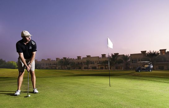 Golfplatz Al Hamra Village Golf & Beach Resort