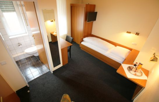 Single room (standard) Hotel Haffmans