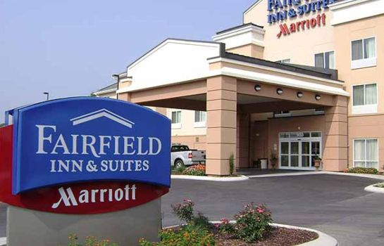Außenansicht Fairfield Inn & Suites Chattanooga South/East Ridge