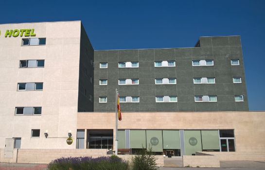 Exterior View B Hotel Madrid Airport T1 T2 T3