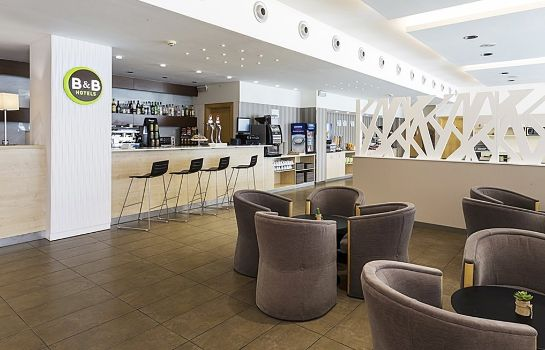 Hotel bar B&B Madrid Airport T1 T2 T3
