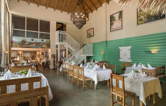 Restaurant Occidental Caribe