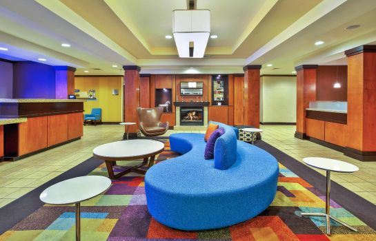 Hotelhalle Fairfield Inn & Suites Chattanooga South/East Ridge