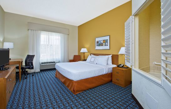 Suite Fairfield Inn & Suites Chattanooga South/East Ridge
