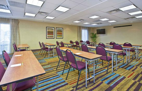 Tagungsraum Fairfield Inn & Suites Chattanooga South/East Ridge