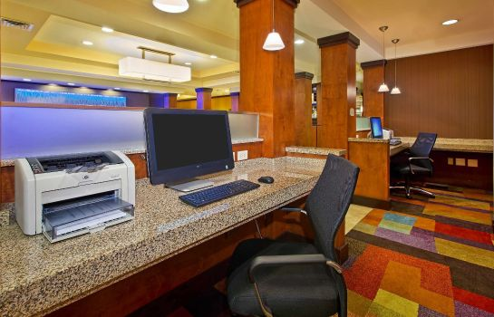 Info Fairfield Inn & Suites Chattanooga South/East Ridge