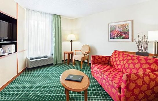 Zimmer Fairfield Inn & Suites Chattanooga South/East Ridge